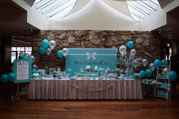Tiffany Blue Themed Wedding 18