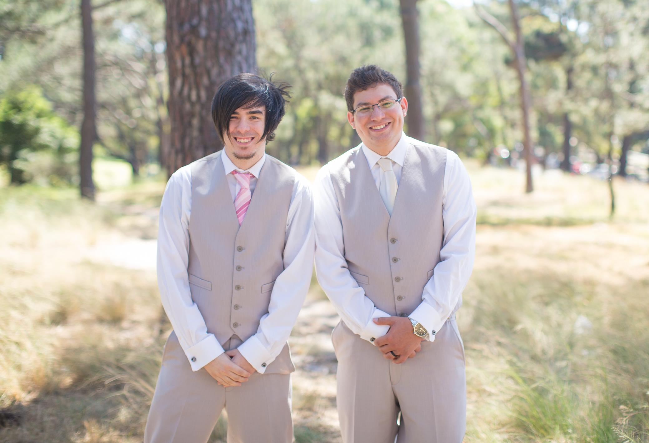 Groomsmen Suit Ideas DIY Wedding