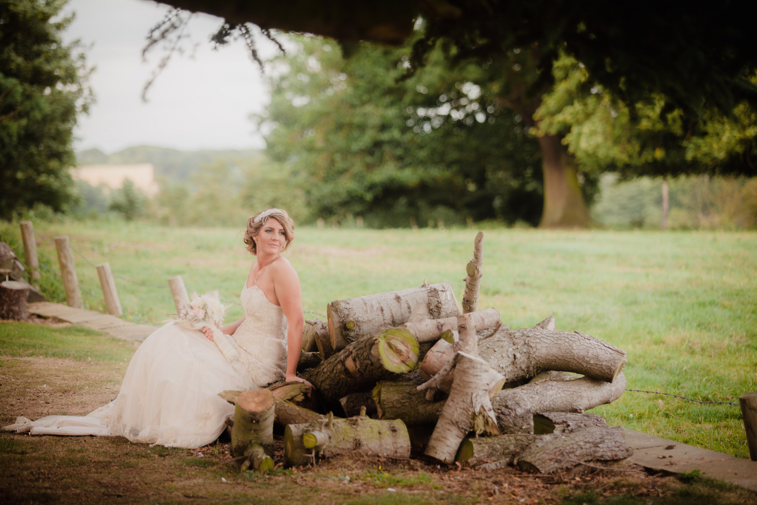 Country Wedding Ideas Bridal Shots