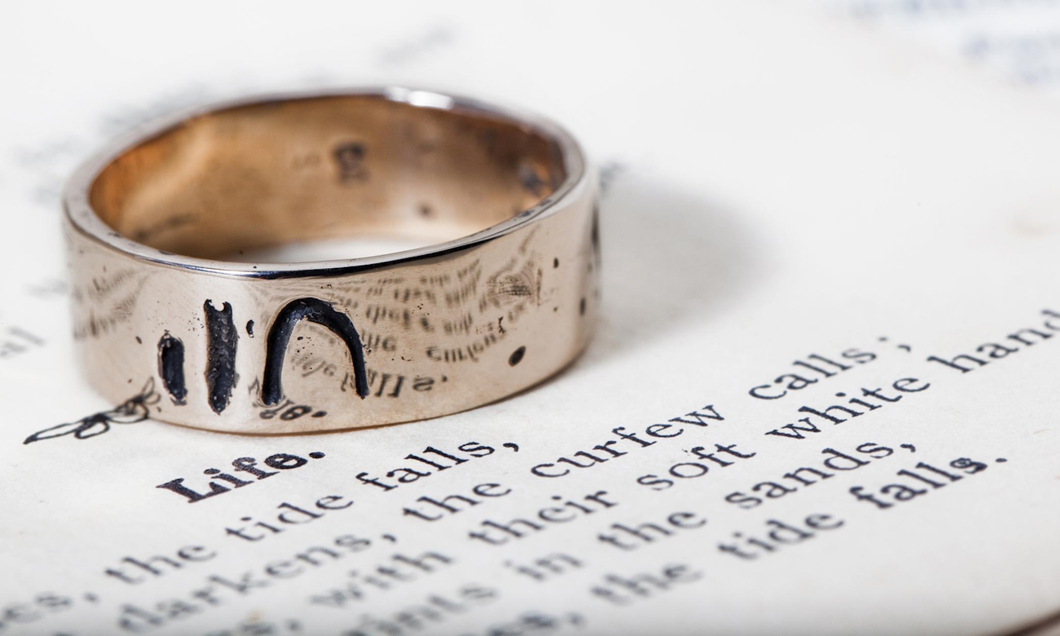 Wedding rings for men